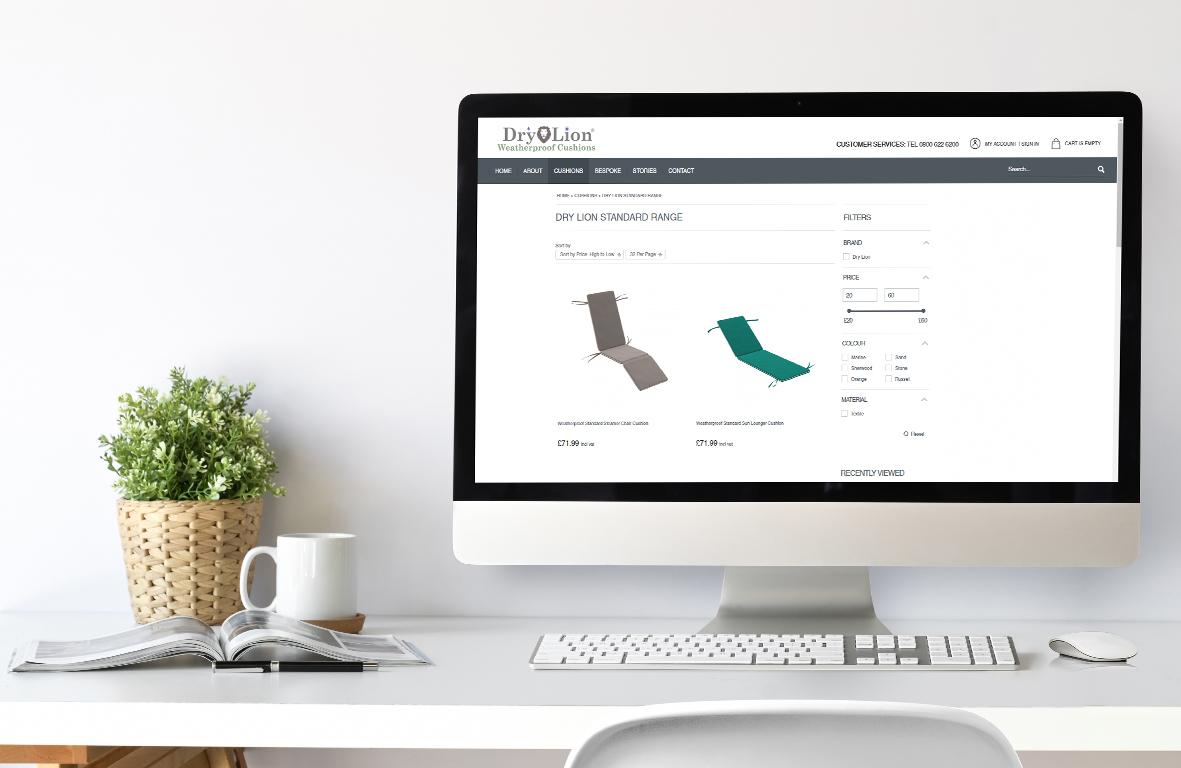 Upholstery Express Website